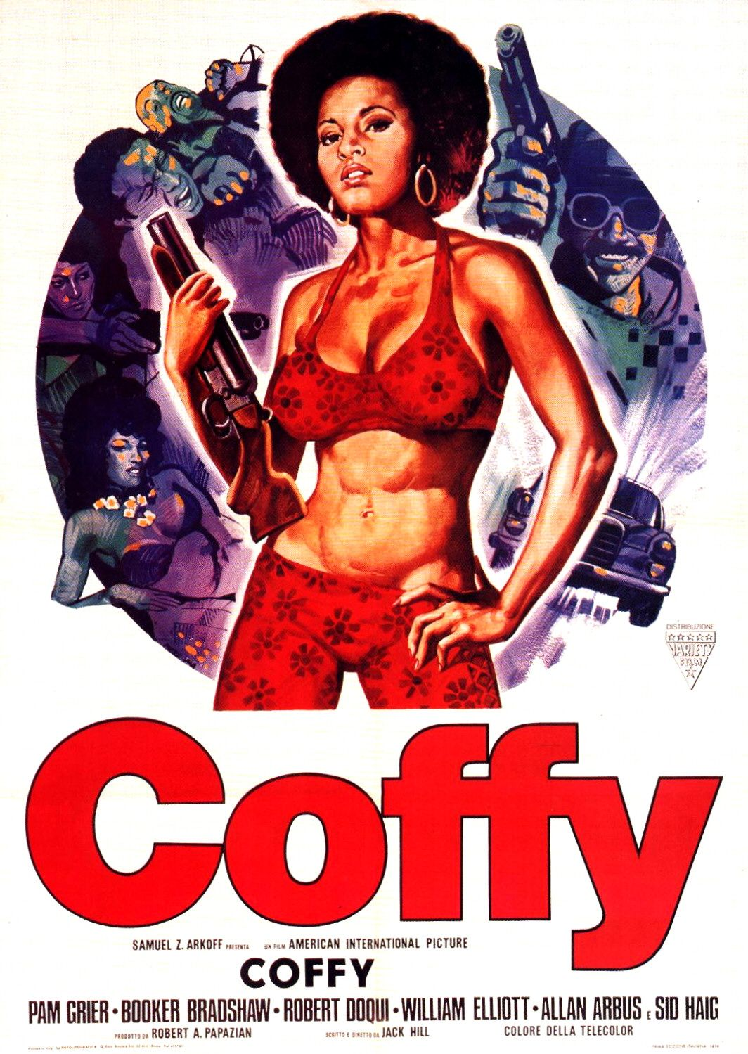 coffy pam grier with - photo #25