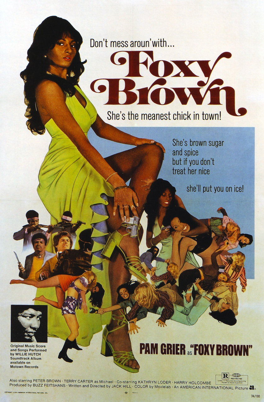 Foxy Brown 1974 Foxy Brown is a 1974