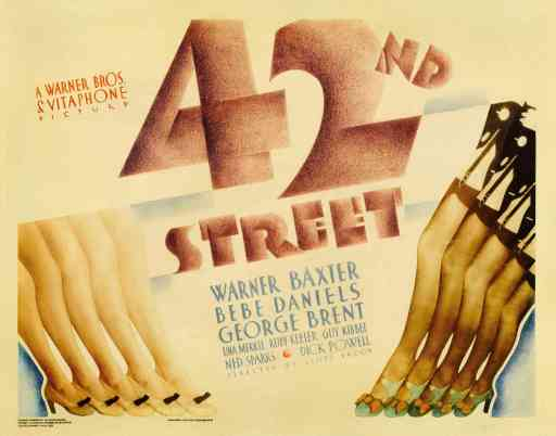 Poster - 42nd Street_02