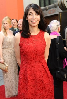Illeana Douglas at TCMFF (courtesy TCM)