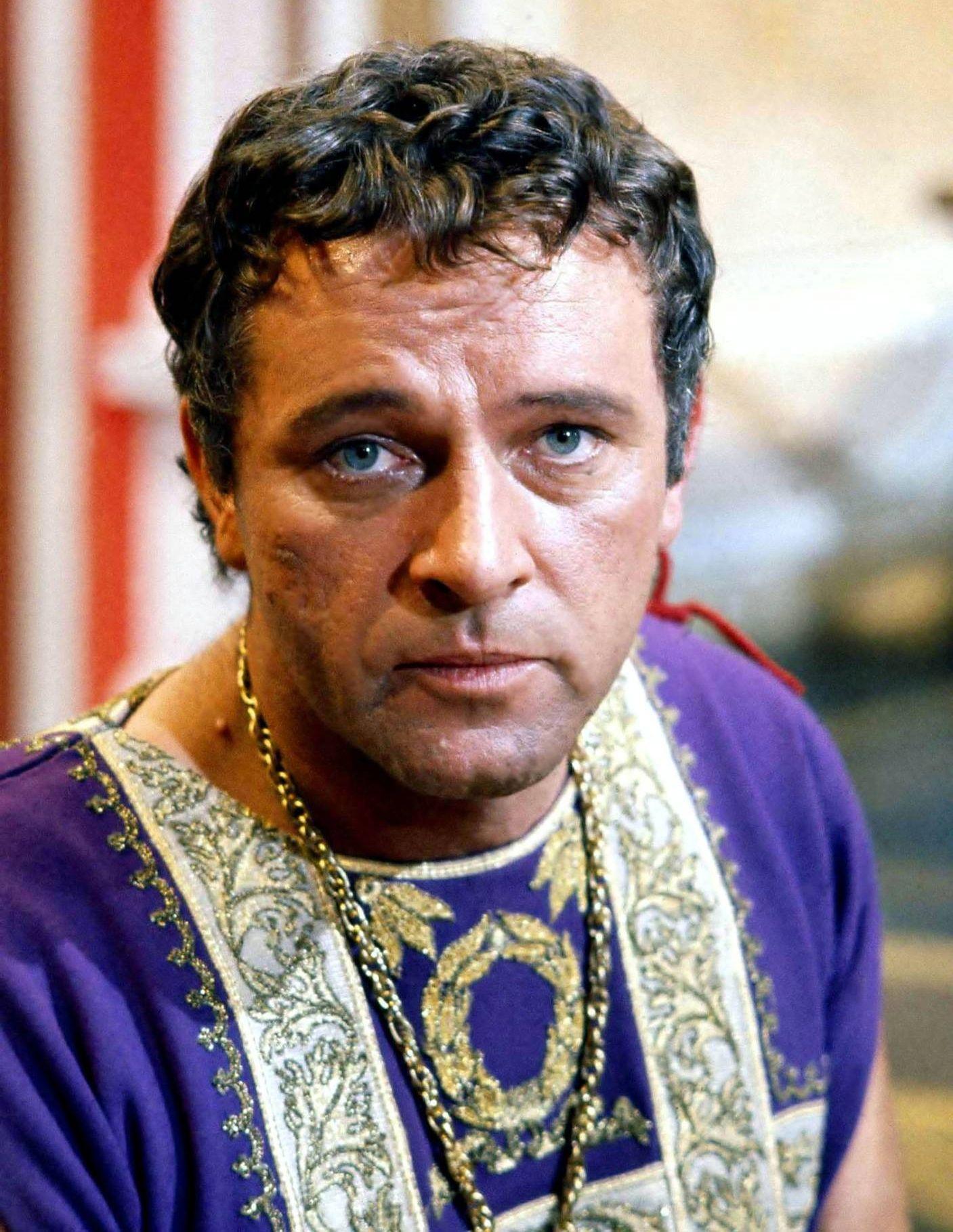 Screening Report: CLEOPATRA's 50th Anniversary – Mummified ... Richard Burton Cleopatra