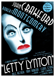 Letty Lynton Poster 3
