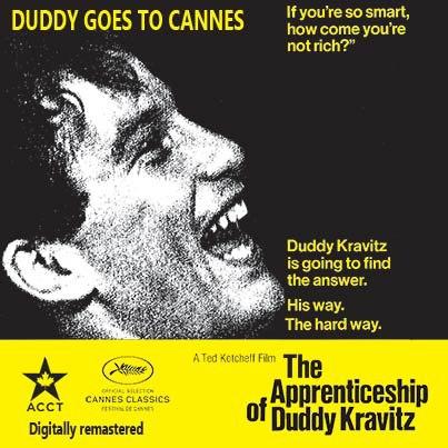 the aprenticeship of duddy kravitz quote