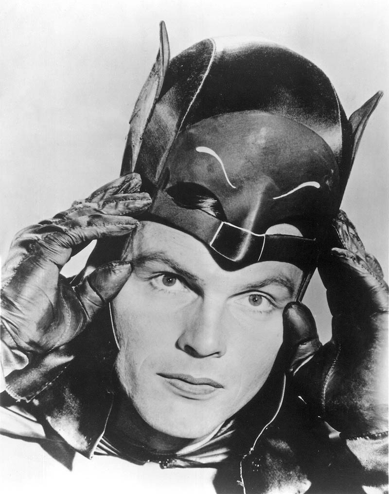 Adam West And his name is Adam West