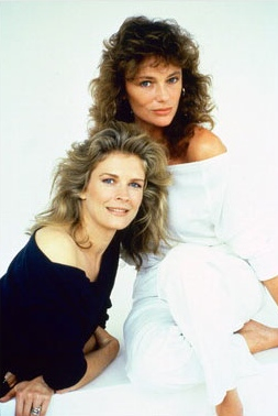 Candice Bergen And Daughter