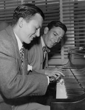 harold russell & hoagy carmichael - the best years of our lives 1946