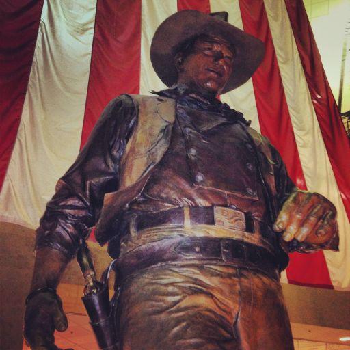 John_Wayne_Statue