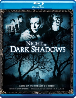 Night of Dark Shadows blu-ray cover