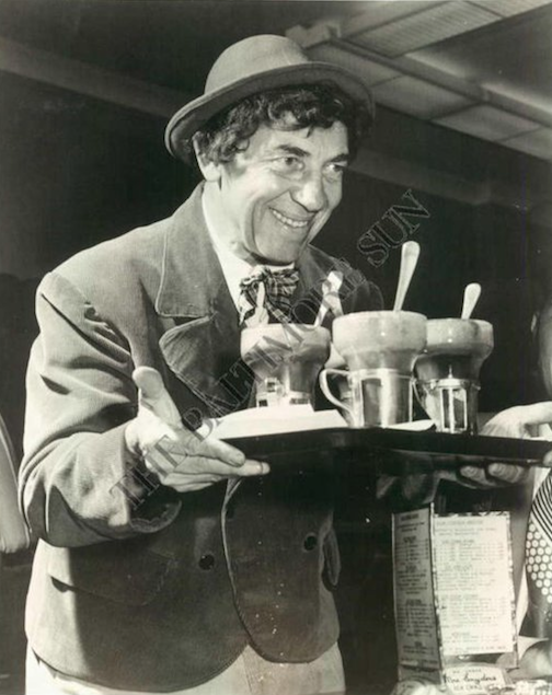 chico marx note