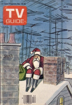 TV Guide Christmas Cover 1977a