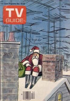 TV Guide Christmas Cover 1977a