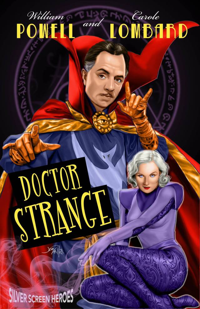 DOCTORSTRANGEbyJoePowell