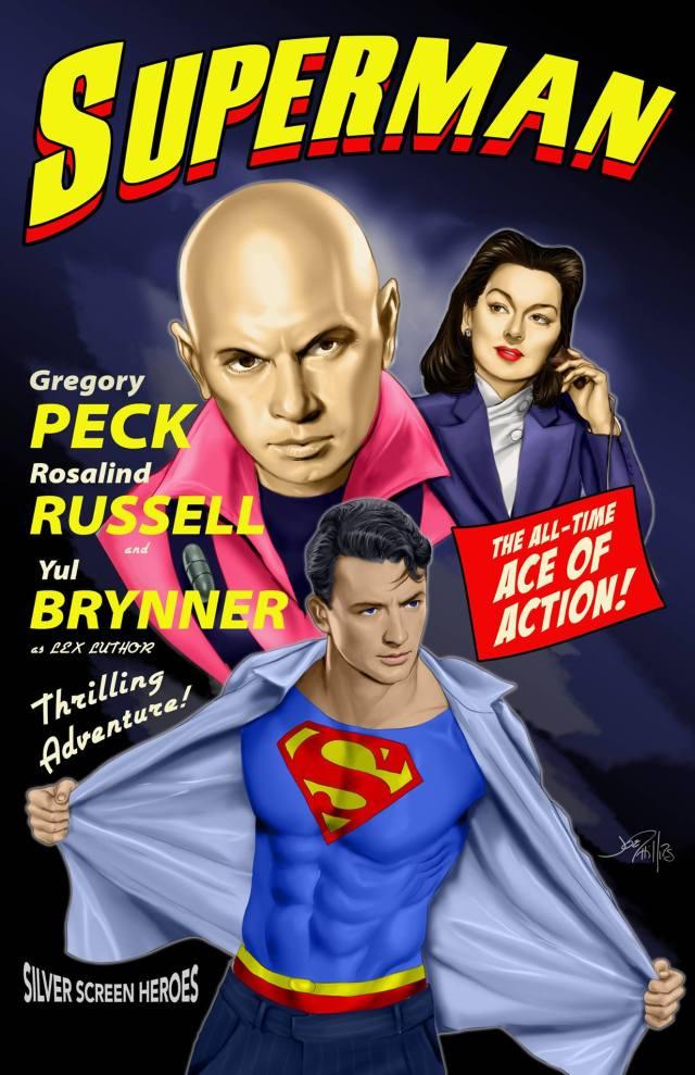 SUPERMANbyJoePowell