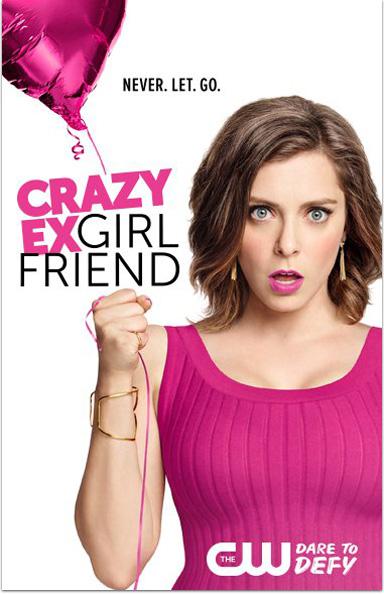 """Résultat de recherche d'images pour """"crazy ex-girlfriend saison 1 poster"""""""