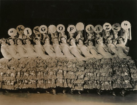 The Russell Markert Dancers in KING OF JAZZ (1930)