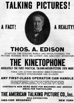 kinetophonead